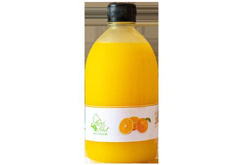 Friskpresset juice appelsin