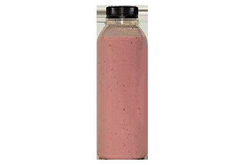 Jordbær shake